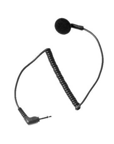 Motorola sluchátko 3,5 mm Jack