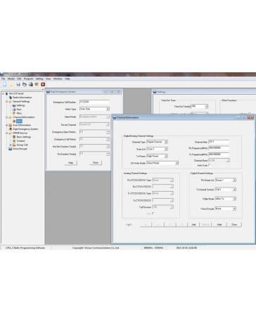 Kirisun PT software