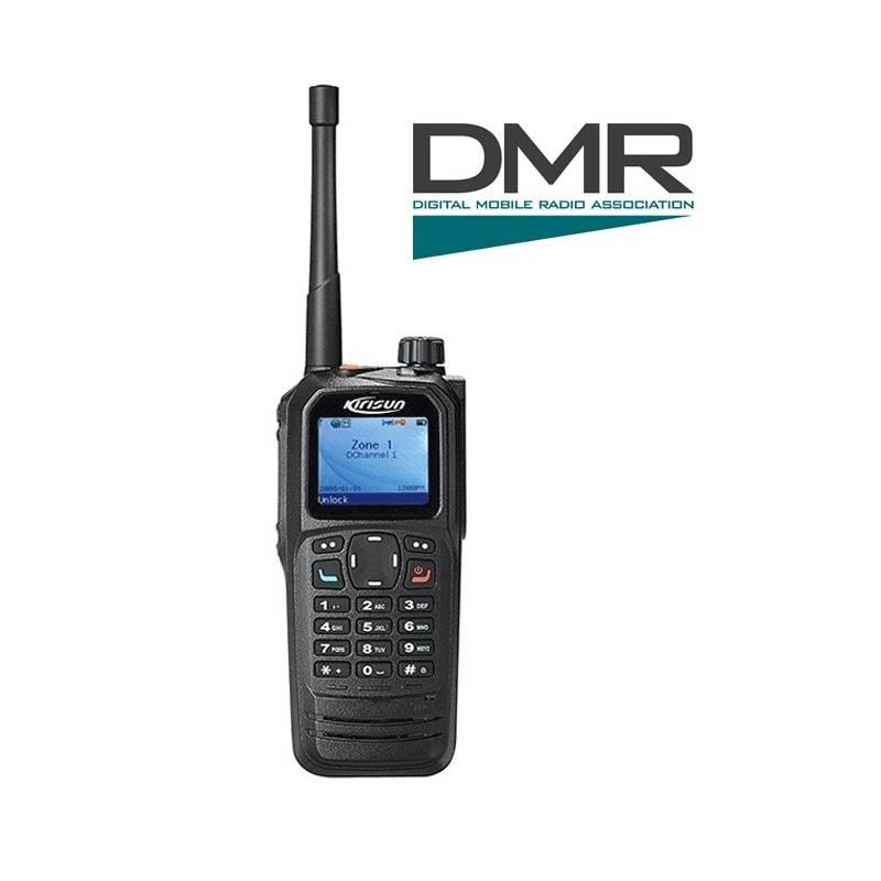 Kirisun DP770 VHF GPS