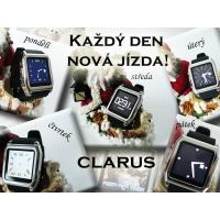 GSM hodinky CLARUS II