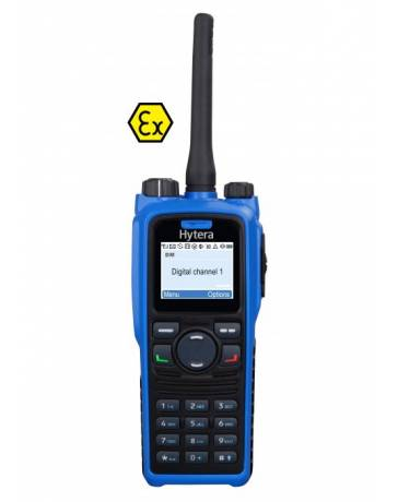 Hytera PD785Ex - VHF