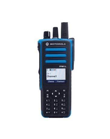 Motorola DP4801Ex VHF