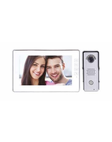 Domácí videotelefon EMOS H108 s pamětí