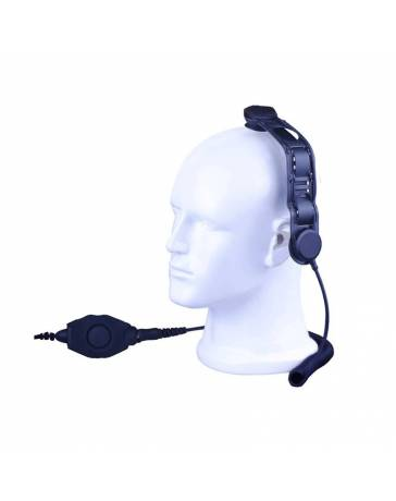 Headset do přilby