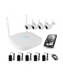 Kamerový Wi-Fi set  4Mpx