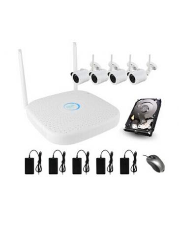 Kamerový Wi-Fiset  2.4Mpx