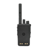 Motorola DP3661E VHF