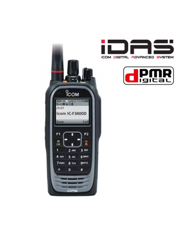 Icom IC-F4400DPT