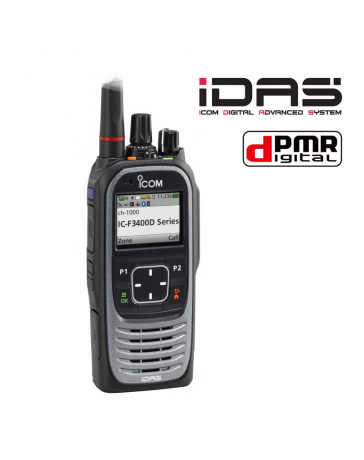 Icom IC-F3400DPS