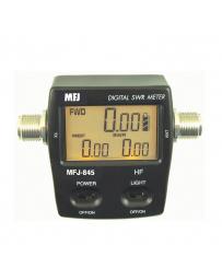 MFJ845 SWR/PWR metr