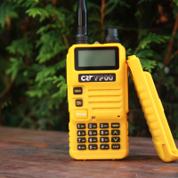 CRT FP 00 žlutá