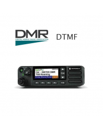 Motorola DM4600e DTMF VHF