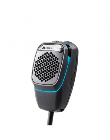 Midland Dual Mike 6 pin, Bluetooth a CB