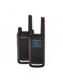 Motorola TLKR T82 Red