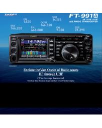 Yaesu FT-991A + MH31A8J