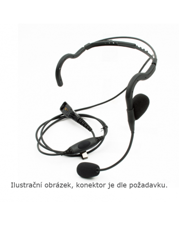Headset na zátylek