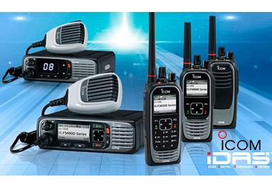 Japonská kvalita radiostanic pro komunikaci na zemi, moři i ve vzduchu.