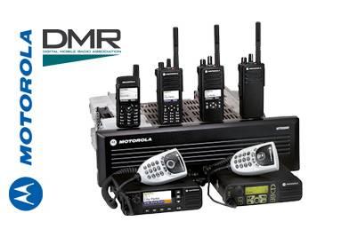 Radiové systémy Motorola pro skutečné profesionály.